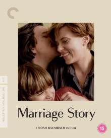 Marriage Story (2019) (Blu-ray) (UK Import), Blu-ray Disc
