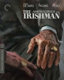 The Irishman (2019) (Blu-ray) (UK Import), 2 Blu-ray Discs