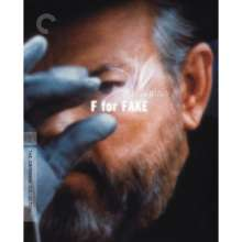 F For Fake (Blu-ray) (UK Import), DVD