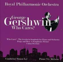 Royal Philharmonic Orchestra: George Gershwin: Who Cares, CD