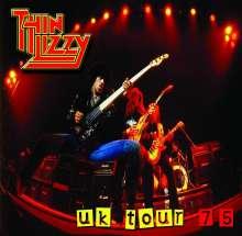 Thin Lizzy: UK Tour 1975, CD