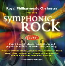 Royal Philharmonic Orchestra: Symphonic Rock, 3 CDs