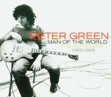 Peter Green: Man Of The World - Anthology 1968-1988, 2 CDs