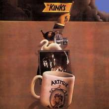 The Kinks: Arthur Or The Decline And Fall Of The British Empire, CD