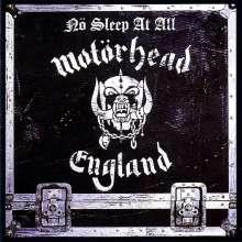 Motörhead: No Sleep At All, CD