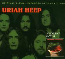 Uriah Heep: Innocent Victim (+ Bonus Tracks), CD