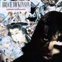 Bruce Dickinson: Tattooed Millionaire (Reissue), 2 CDs