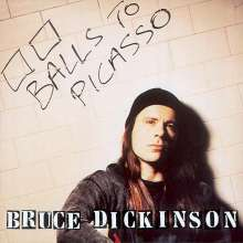 Bruce Dickinson: Balls To Picasso (Reissue), 2 CDs