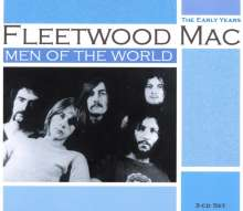 Fleetwood Mac: Men Of The World - The Early Years, 3 CDs