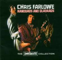 Chris Farlowe: Handbags And Gladrags: The Immediate Collection, CD