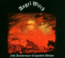 Angel Witch: Angel Witch (25-Anniversary-Expanded-Edition), CD