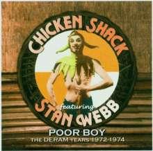 Chicken Shack (Stan Webb): Poor Boy - The Deram Years, 2 CDs