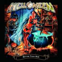 Helloween: Better Than Raw (Expanded Edition), CD