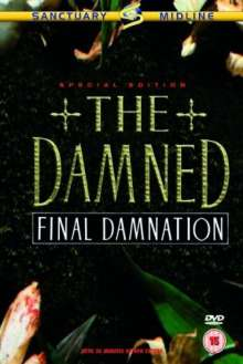 The Damned: Final Damnation - Live 1988 (Special Edition), DVD
