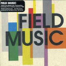 Field Music: Field Music, CD