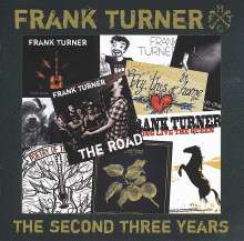 Frank Turner: Second Three Years, CD