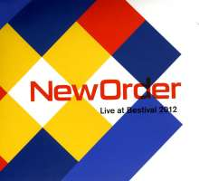 New Order: Live At Bestival 2012, CD