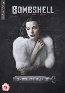 Bombshell: The Hedy Lamarr Story (UK Import), DVD