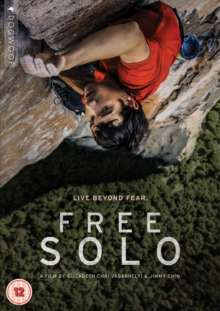 Free Solo (2018) (UK Import), DVD