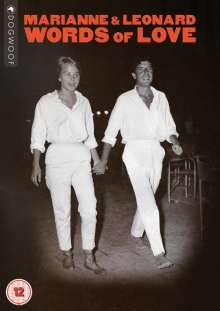 Marianne & Leonard: Words Of Love (2019) (UK Import), DVD