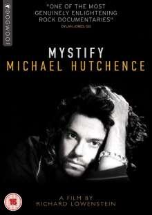 Mystify: Michael Hutchence (2019) (UK Import), DVD