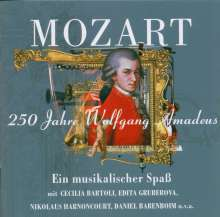 Wolfgang Amadeus Mozart (1756-1791): Mozart 250th Anniversary Edition - Sampler, CD