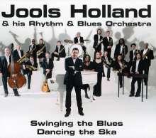 Jools Holland: Swinging The Blues, Dancing The Ska, CD