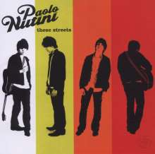 Paolo Nutini: These Streets, CD