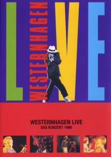 Westernhagen: Westernhagen Live - Das Konzert 1989, DVD