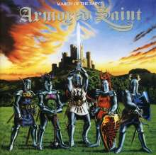 Armored Saint: March Of The Saint, CD