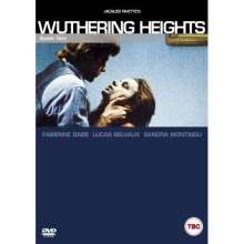 Wuthering Heights (1985) (UK Import), DVD