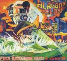 Fela Kuti: Alagbon Close / Why Black Man Dey Suffer, CD