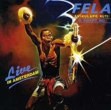 Fela Kuti: Live In Amsterdam (Remastered), CD
