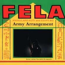 Fela Kuti: Army Arrangement, CD