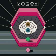 Mogwai: Rave Tapes, CD