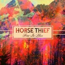 Horse Thief: Fear In Bliss (Limited Edition) (Blue Vinyl) (LP + CD), 1 LP und 1 CD