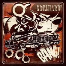 Gotthard: Bang! (Deluxe Edition), CD