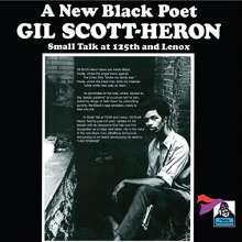 Gil Scott-Heron (1949-2011): Small Talk At 125th & Lenox (180g), LP