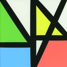 New Order: Music Complete, CD