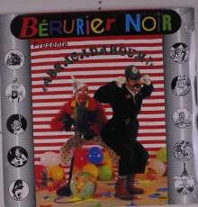 """Bérurier Noir: """"Abracadaboum!"""", LP"""