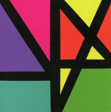 New Order: Complete Music (Music Complete Extended Mixes), 2 CDs