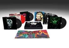 Richard H. Kirk (aka Electronic Eye / Sandoz): #7489 (Collected Works 1974 - 1989) (Limited Edition), 8 CDs