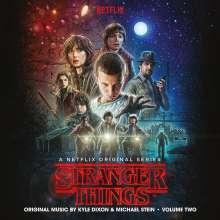 Kyle Dixon & Michael Stein: Filmmusik: Stranger Things Season 1 Vol. 2, CD