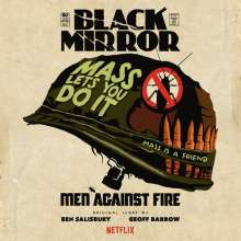 Filmmusik: Black Mirror: Men Against Fire, CD