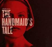 Adam Taylor: Filmmusik: The Handmaid's Tale, CD