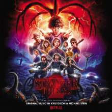 Kyle Dixon & Michael Stein: Filmmusik: Stranger Things 2 (180g), 2 LPs