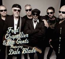 Fred Chapellier: Set Me Free, CD