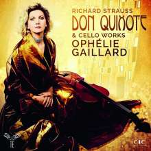 Richard Strauss (1864-1949): Don Quixote op.35, CD