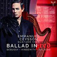 Emmanuel Ceysson - Ballad in Red, CD