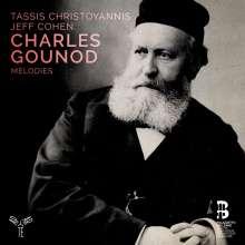 Charles Gounod (1818-1893): 24 Klavierlieder, CD